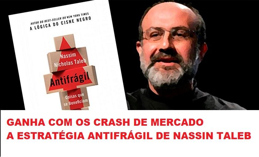 GANHA COM OS CRASH DE MERCADO – NASSIN TALEB