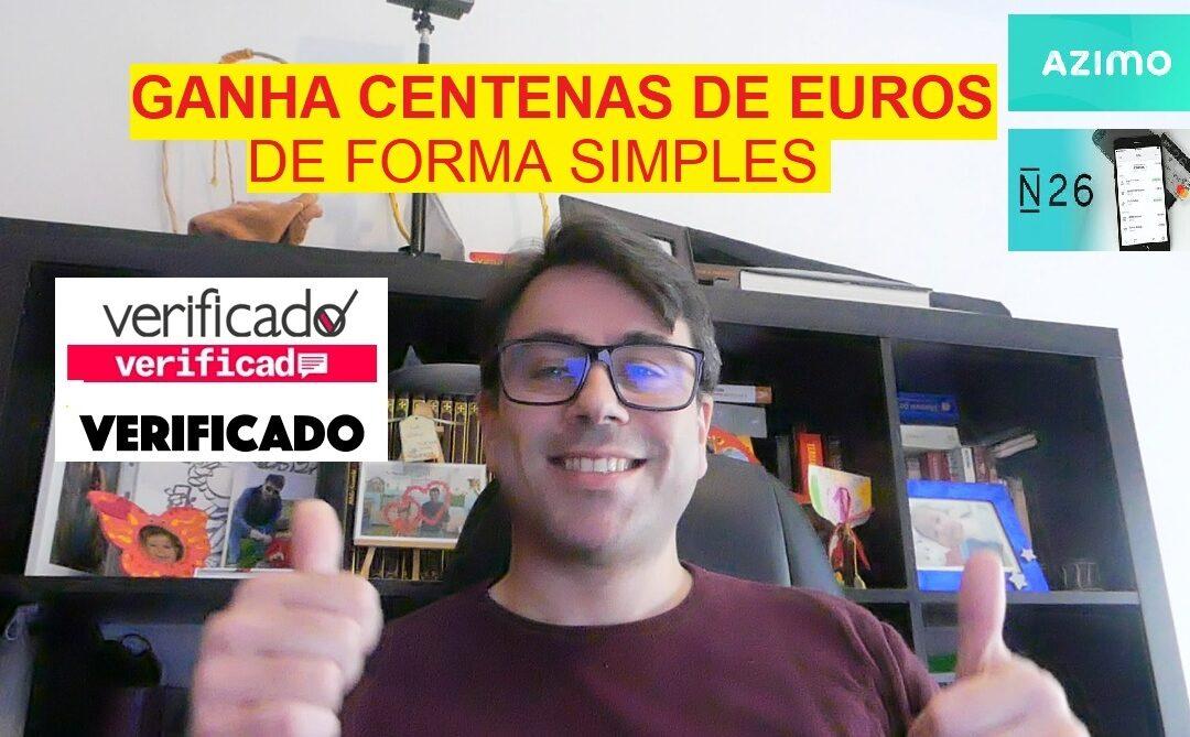 GANHA CENTENAS DE EUROS DE UMA FORMA FACIL – VERIFICADO